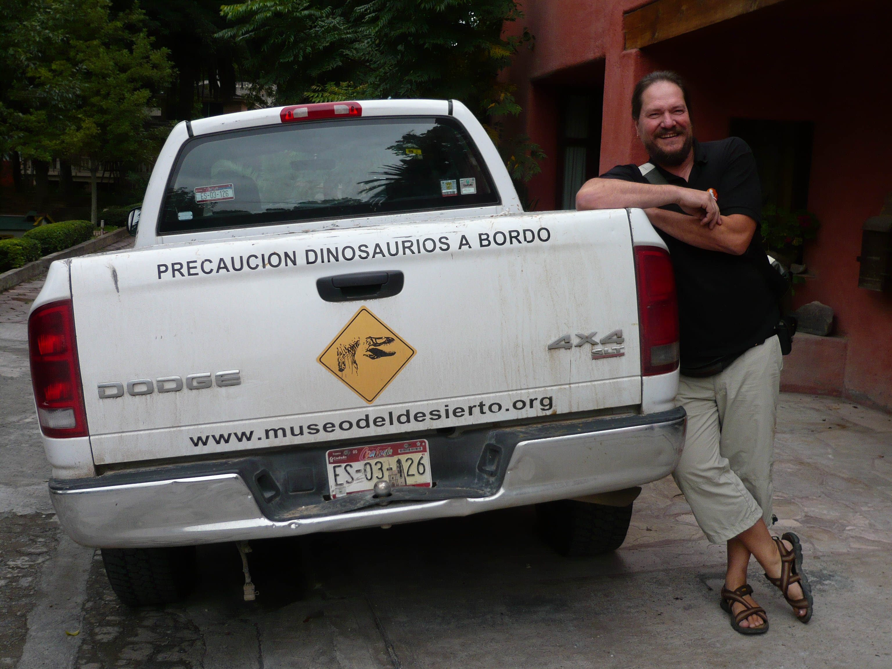 A New Blog Arises In Mexico Kind Of Dave Hone S Archosaur Musings