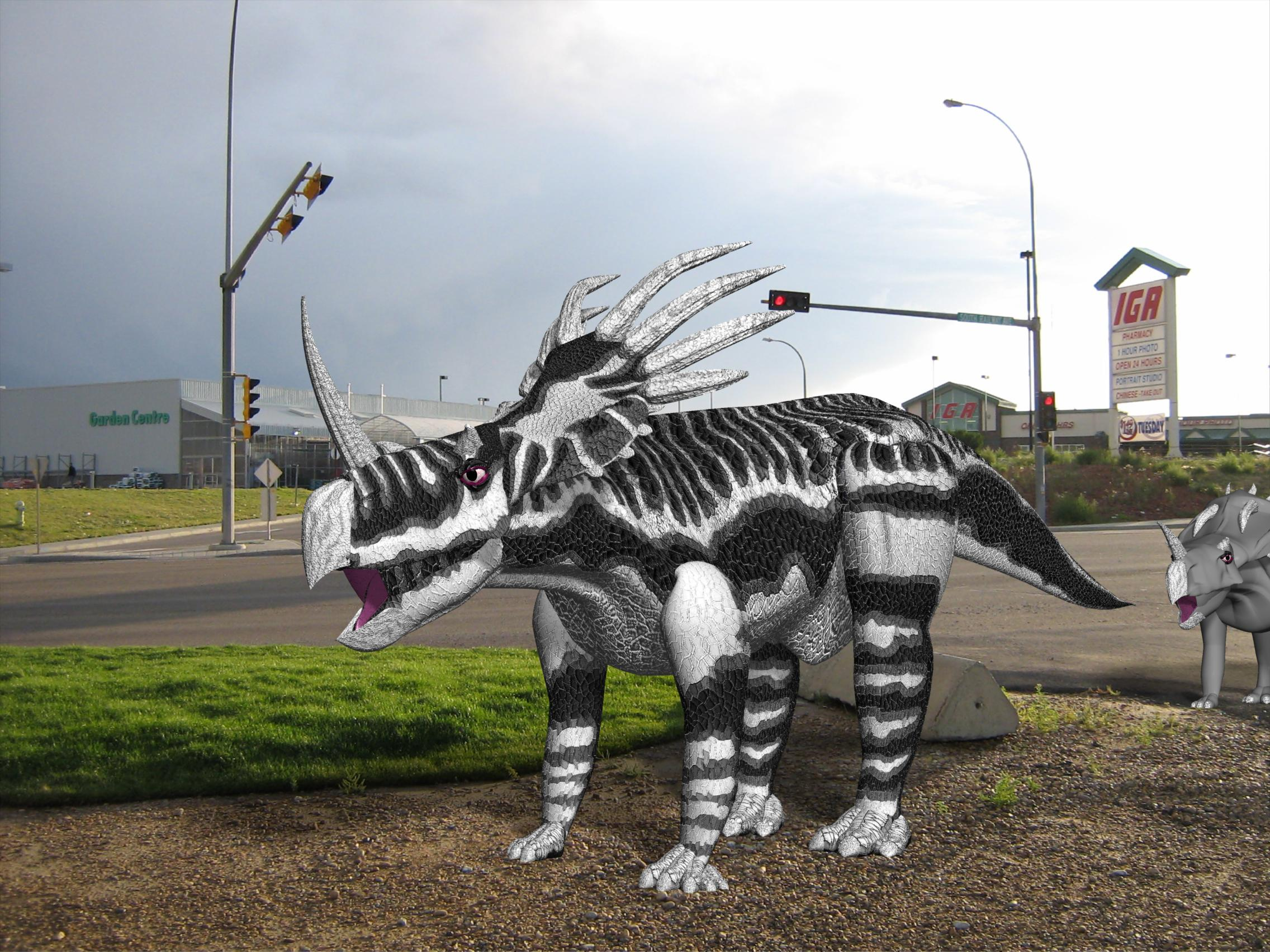 Black and White dinosaurs follow up | Dave Hone's ...