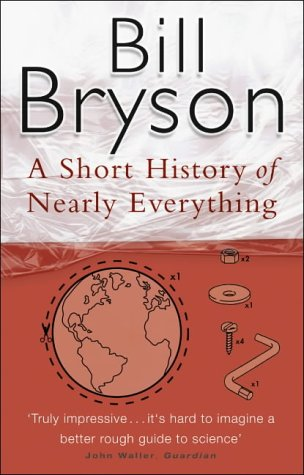 Read This Book A Short History Of Nearly Everything Dave Hone S