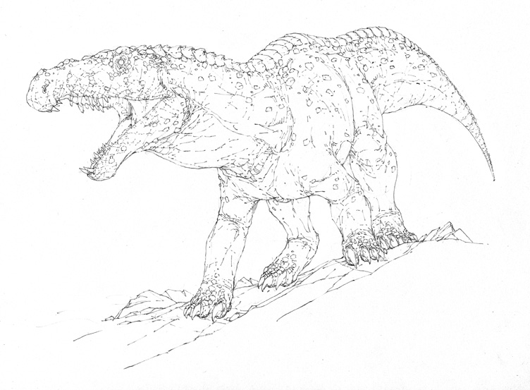 dinotopia coloring pages - photo#38