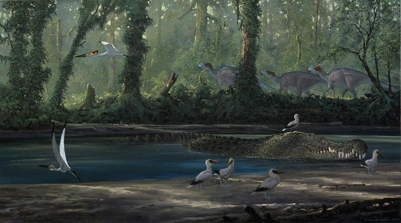 Awesome Paleoart  Hendersond3