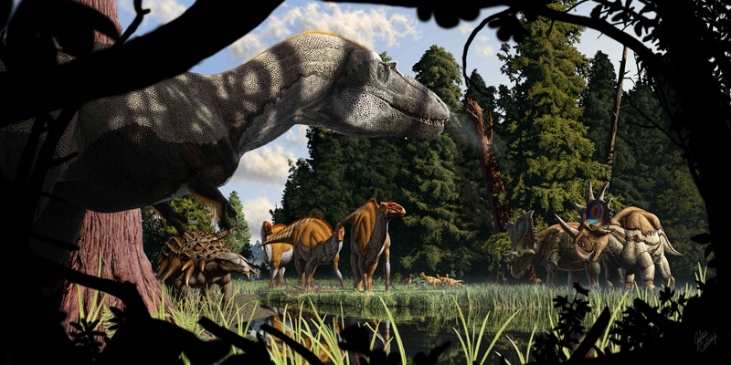 Awesome Paleoart  Julius-cstonyi_cretaceousi